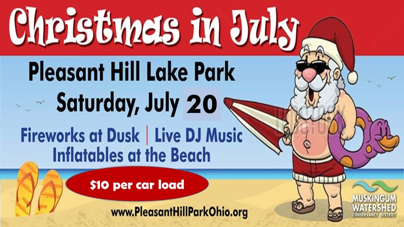 Christmas in July   MWCD
