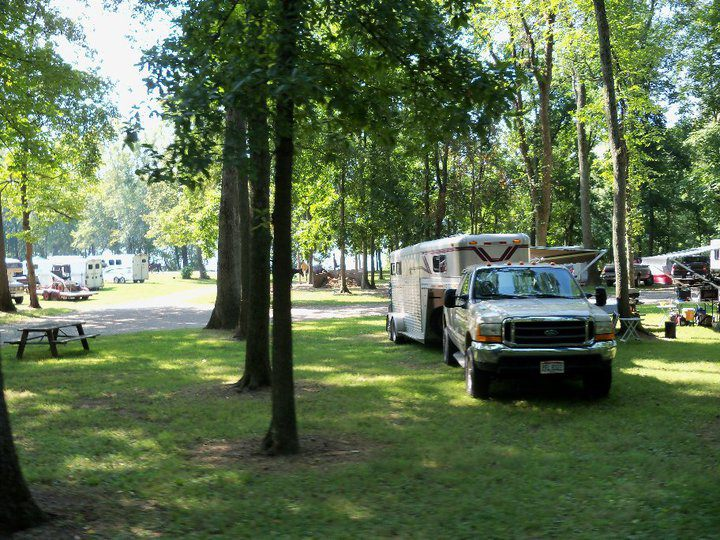 Camping - Pleasant Hill Lake Park, Ohio