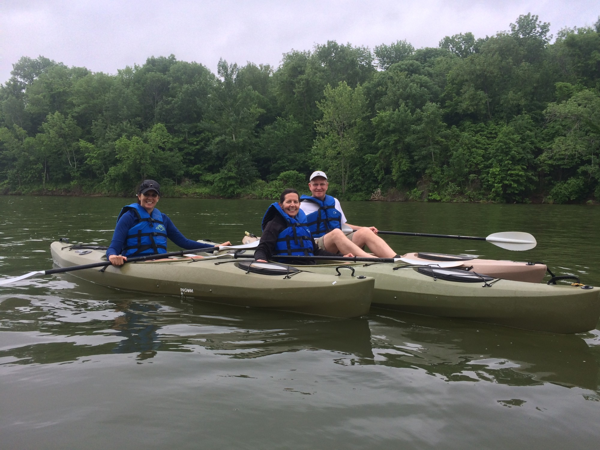 Registration Now Open for Guided Kayak Events at Pleasant Hill Lake!