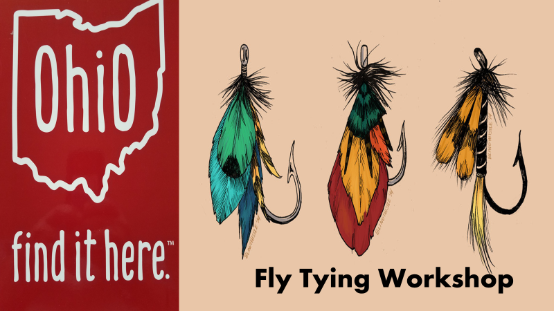 Fishing,Casting & Fly Tying - MWCD