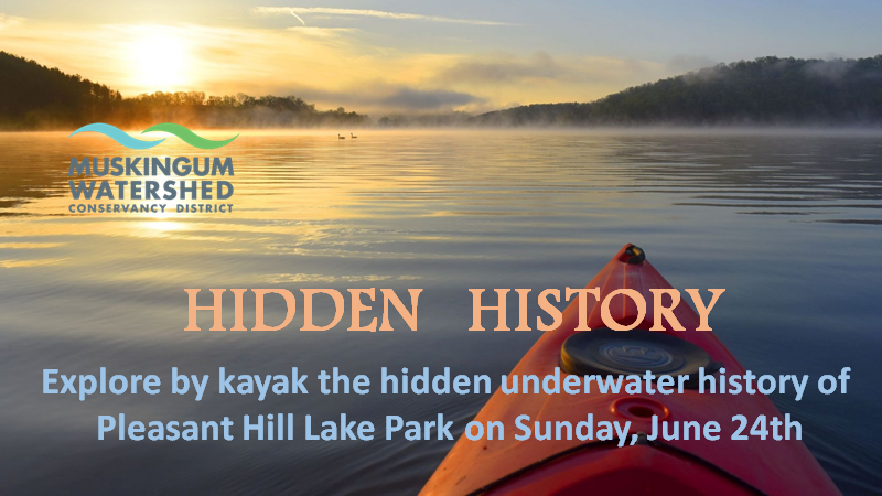 HIDDEN HISTORY KAYAK TRAIL