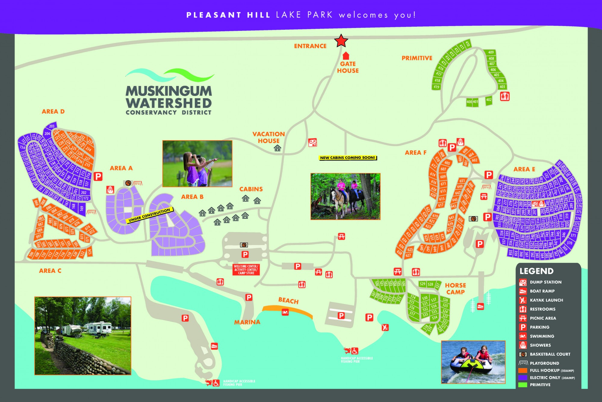 Perrysville Ohio Map.Maps And Locations Pleasant Hill Lake Park Ohio