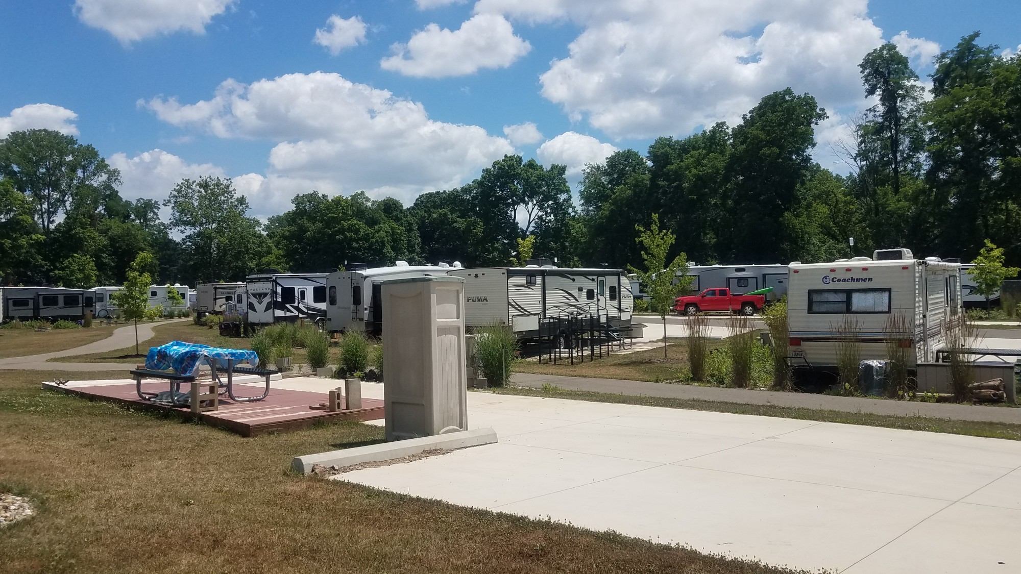 NEW Fully Renovated Campgrounds